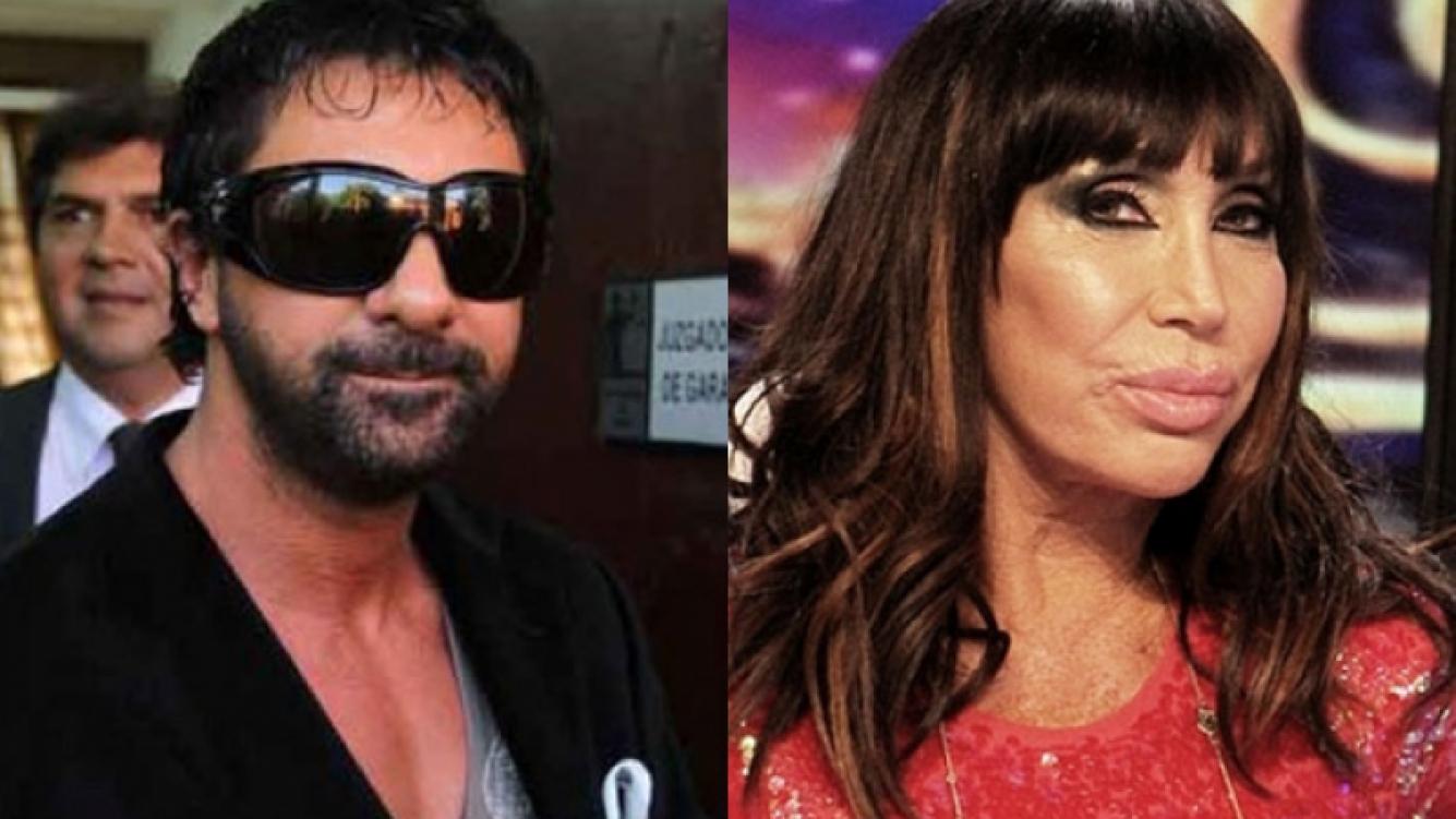 Moria Casán terminaría su relación laboral con Luciano Garbellano. (Foto: Web)