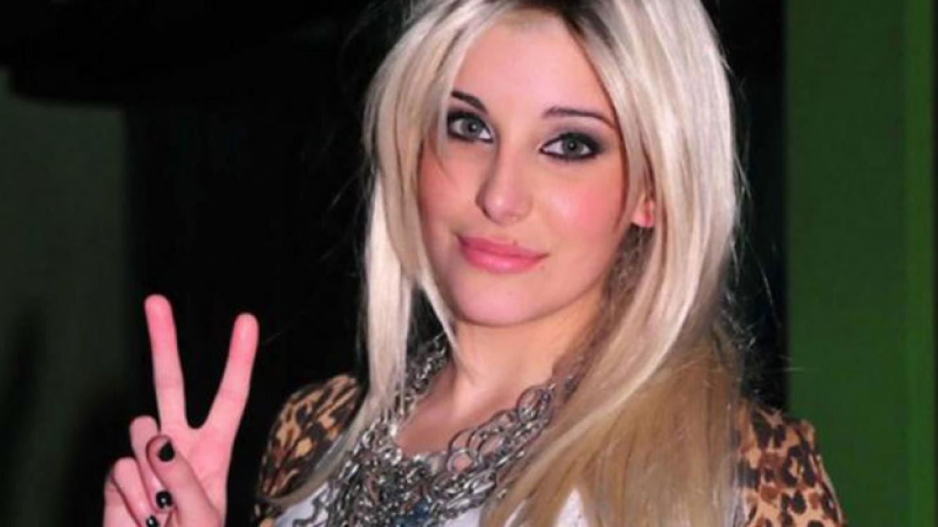 El amor de Charlotte Caniggia por Argentina. (Foto: Web)