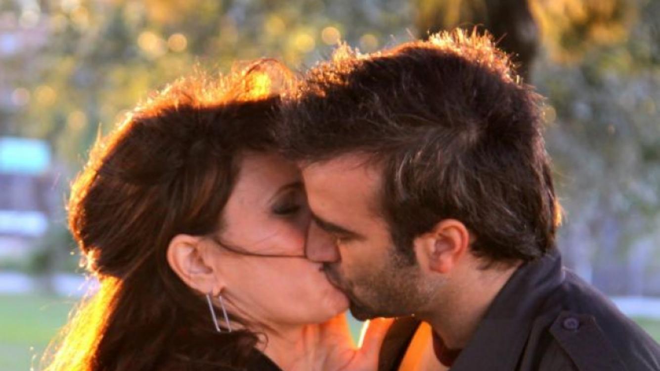 Andy y Loly, la pareja ganadora de la encuesta. (Foto: Web)