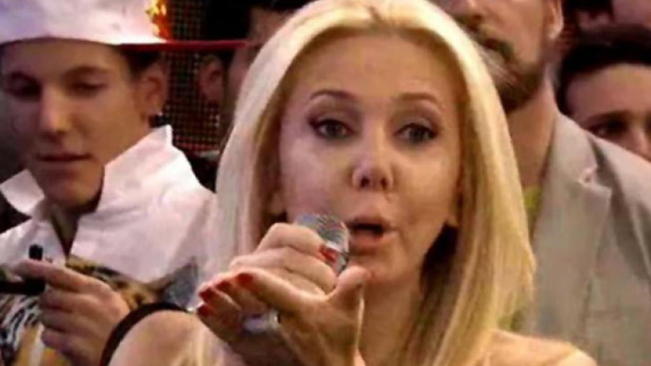 Mariana Nannis contra sus enemigos, que son muchos... (Captura TV: El Trece)