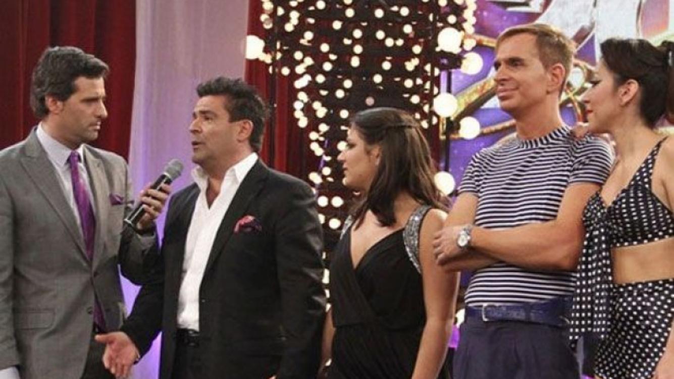 Cantando 2012: Chiqui Abecasis y Jorge Ibáñez quedaron sentenciados. (Foto: Web)