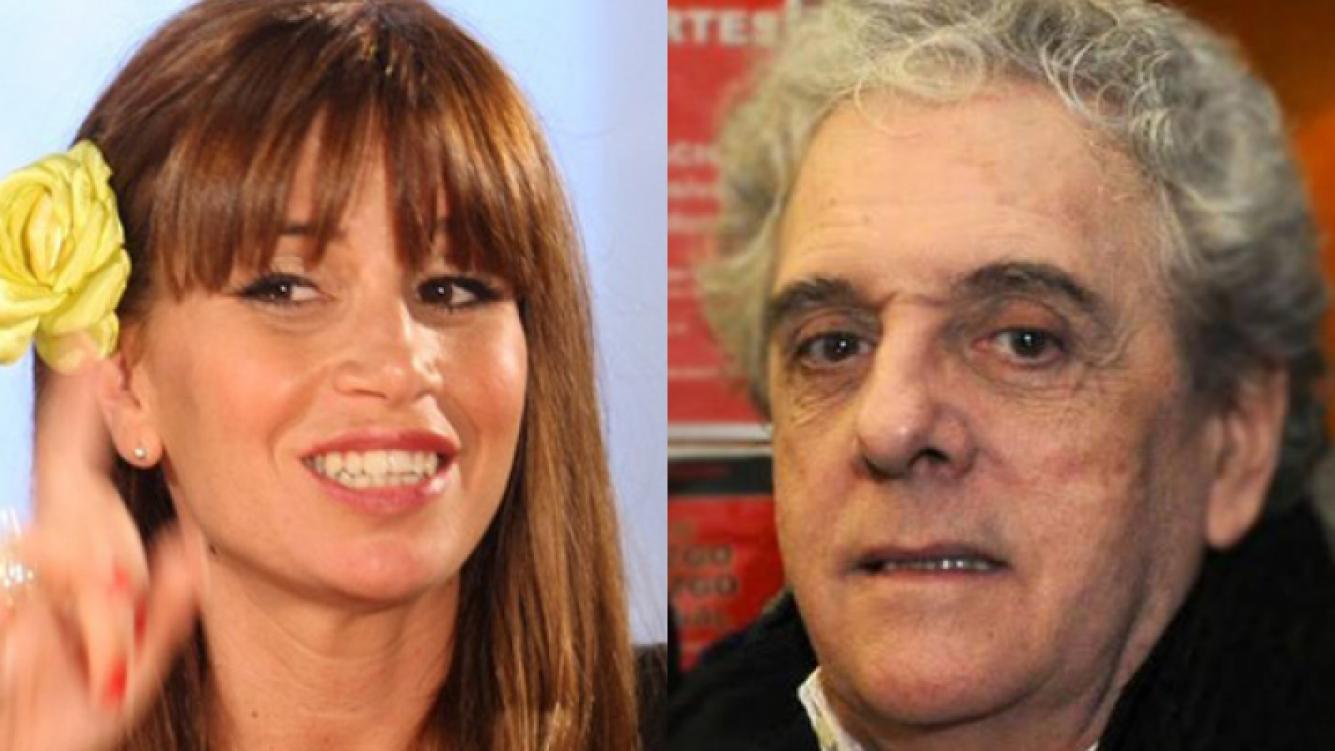 Florencia Peña respondió con ironía a la critica a sus perfumes de Antonio Gasalla. (Foto: Web)