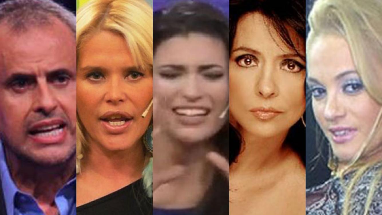 Los famosos respaldaron a Verónica Perdomo tras su pelea con Coronel (Foto: Web).