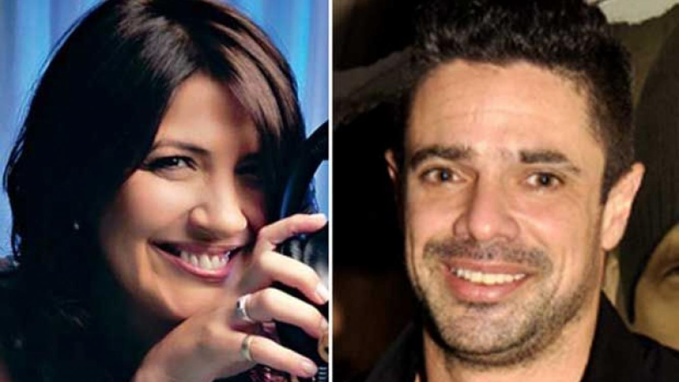 Elizabeth Vernaci bancó a Luciano Castro por el debut de Sos mi hombre. (Foto: web)