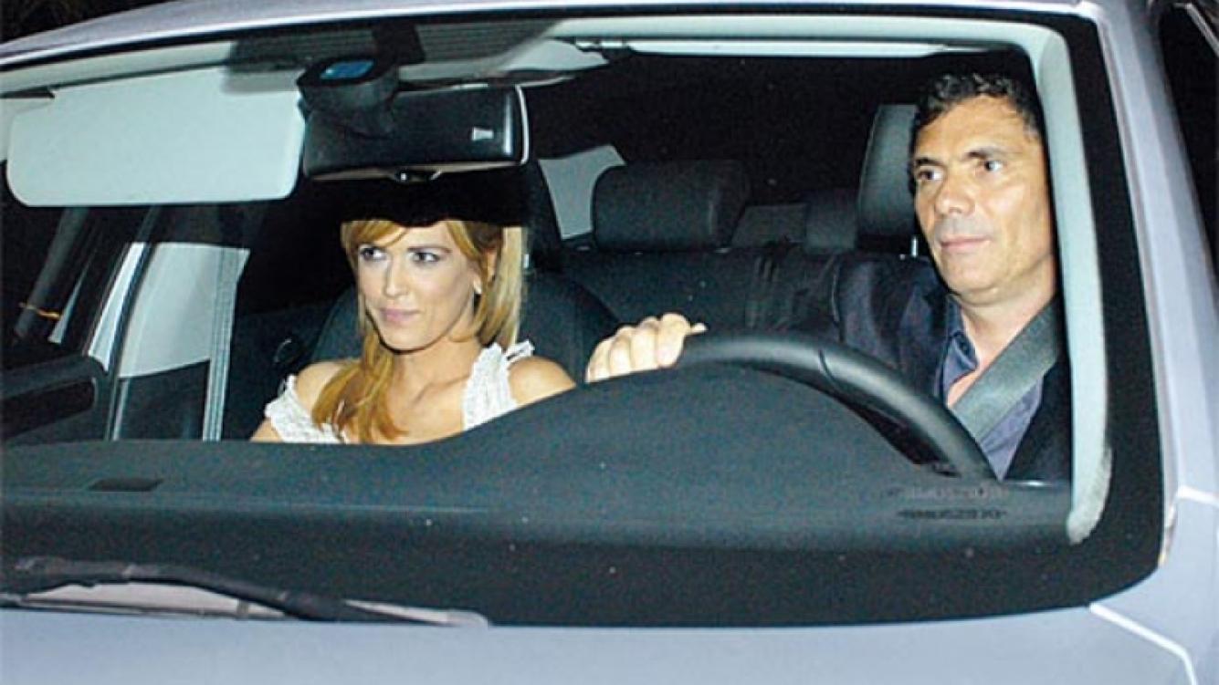 Viviana Canosa y Alejandro Borensztein, se casarán en 2013. (Foto: Gente)