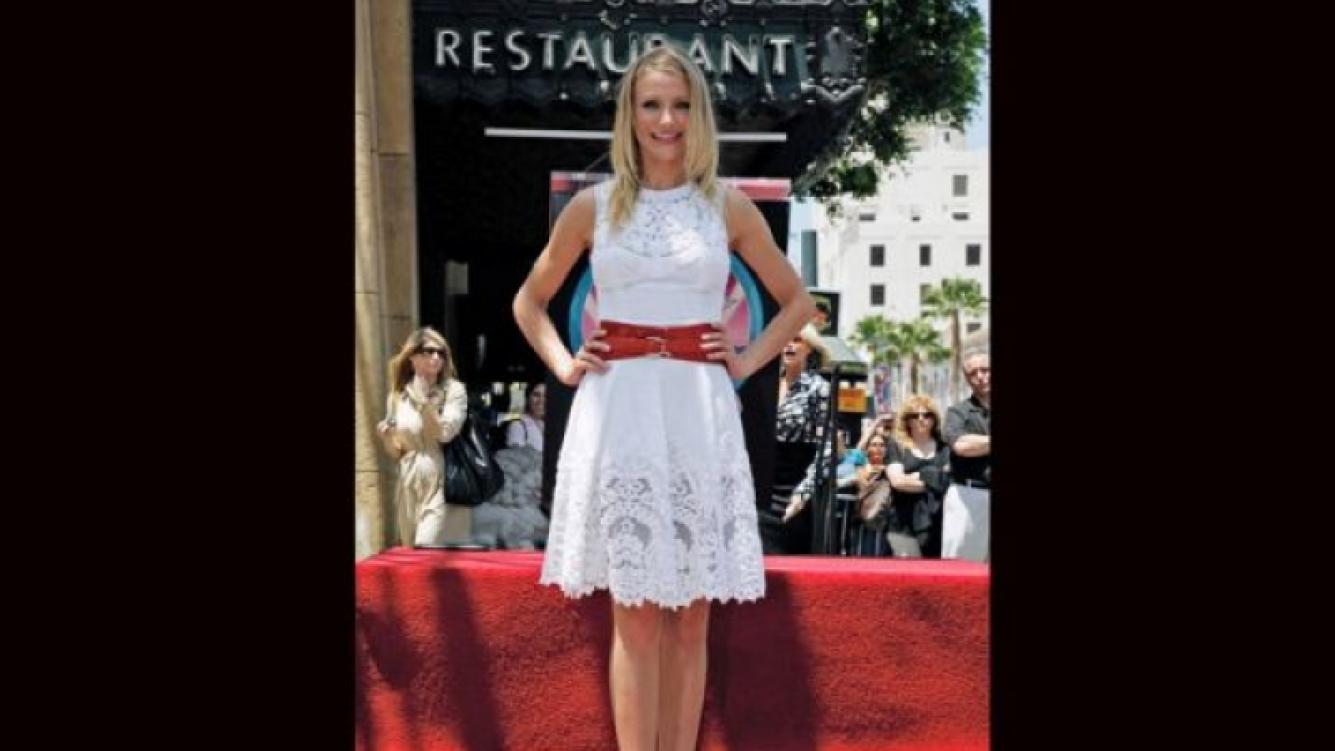 Cameron Díaz, la segunda actriz mejor paga de Hollywood. (Foto: Web)