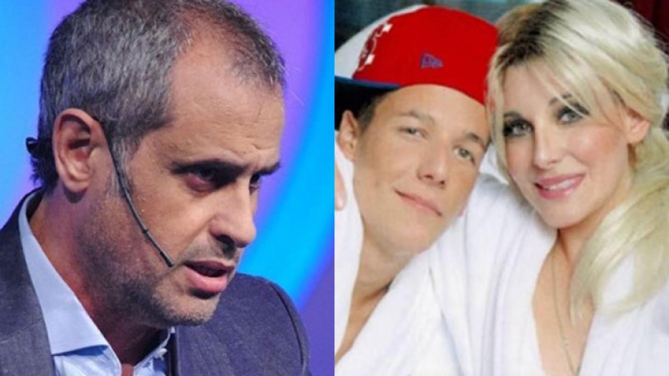 Jorge Rial, muy duro con los hermanos Caniggia en Twitter (Foto: Web).