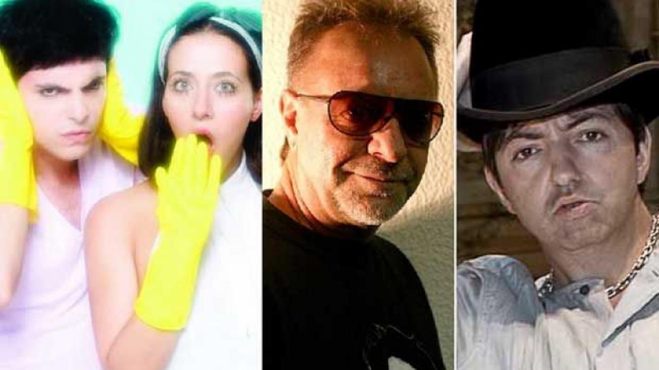 Todos los nominados de los Premios Gardel 2012. (Foto: Web)