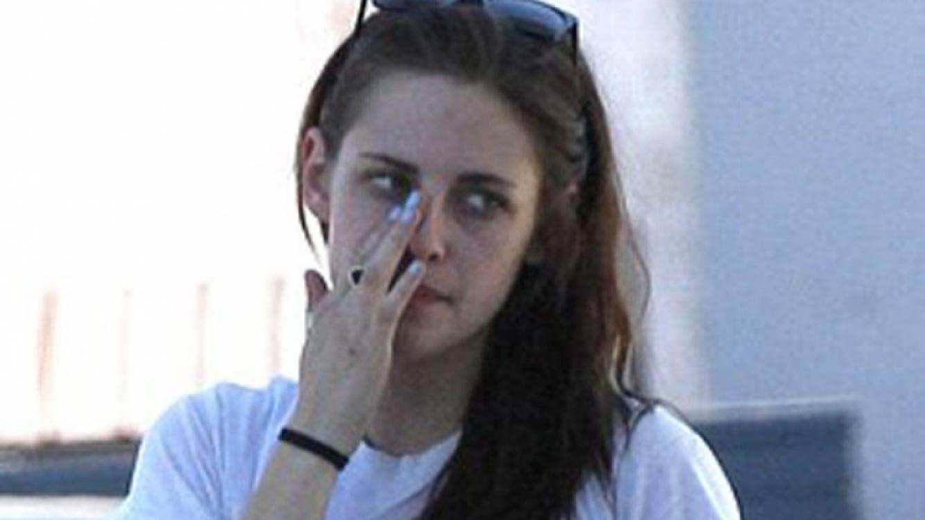 Kristen Stewart, deprimida por su separación y el divorcio de sus padres (Foto: Web).