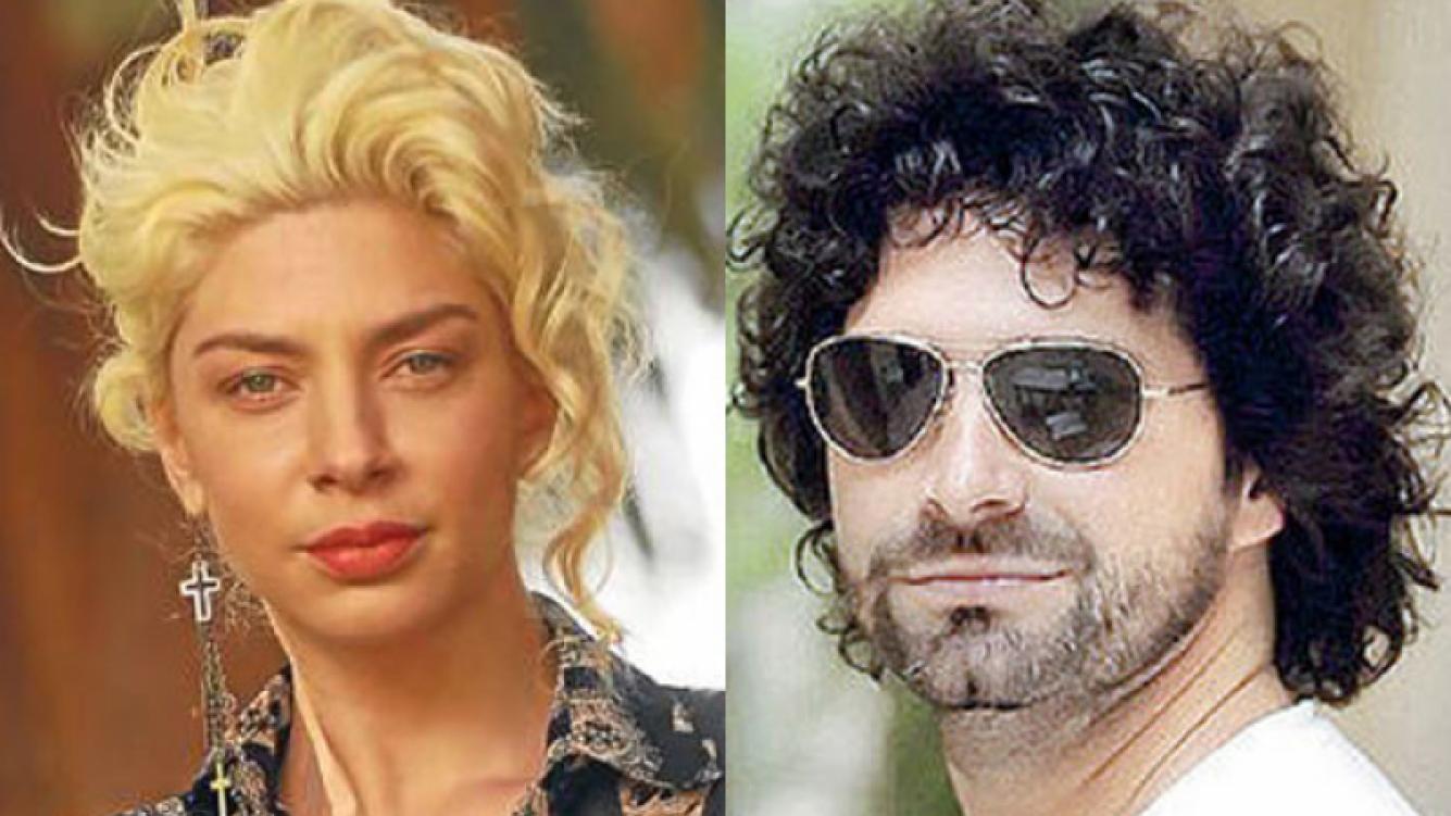 Romina Gaetani desmintió una relación con Iván Noble (Fotos: Perfil y Web).