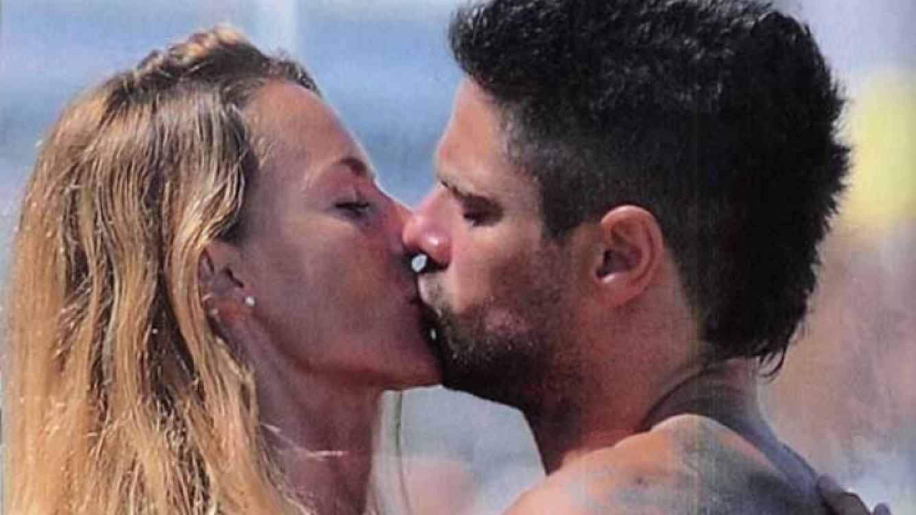 Luciano Castro y Sabrina Rojas, reconciliados. (Foto: archivo Web)