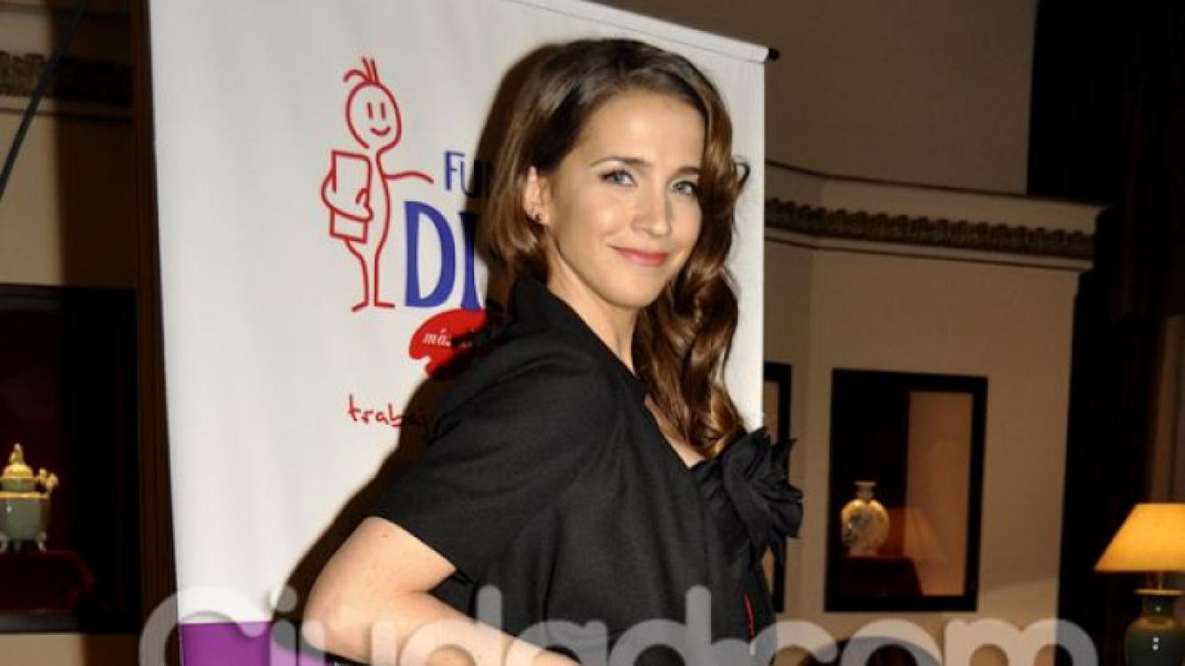 Soledad Fandiño en la gala de Discar. (Foto: Jennifer Rubio)