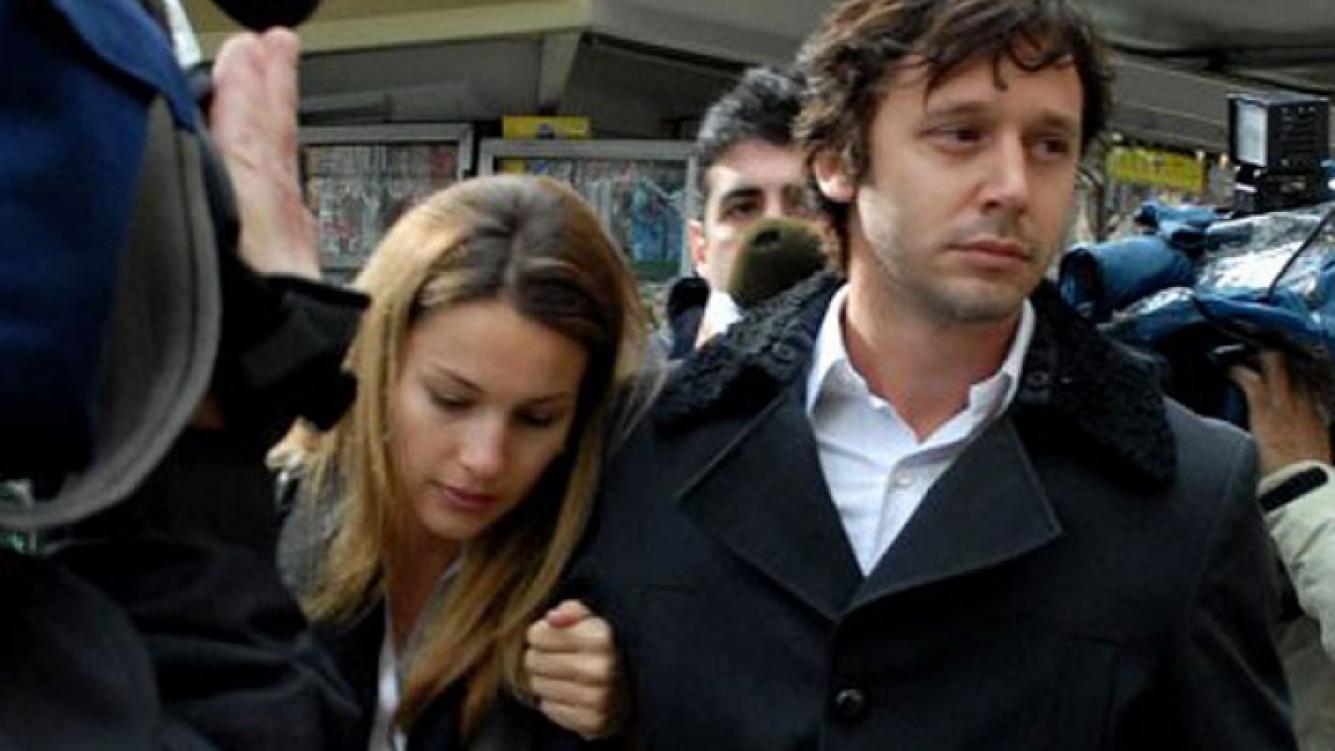 El dolor de Pampita y Benjamín Vicuña. El desconsuelo de todos. (Foto: archivo Web)