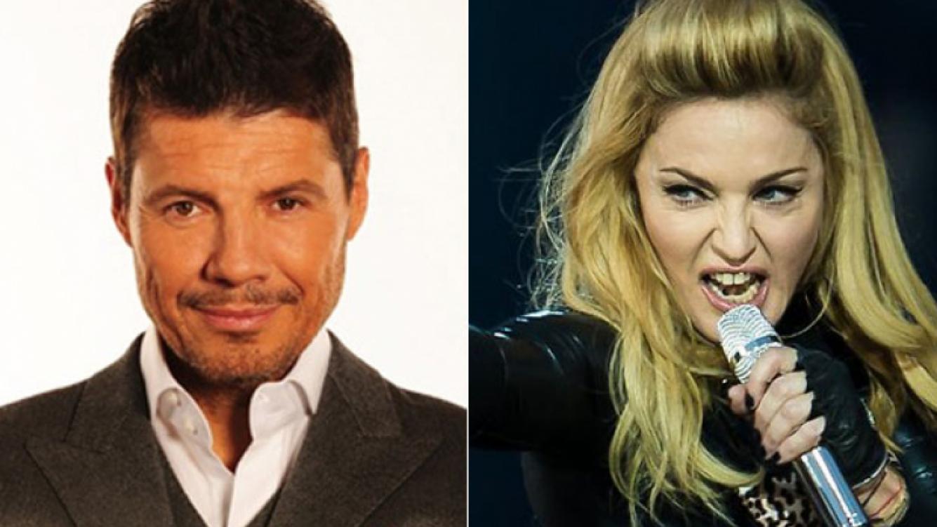 Madonna se presentará el ShowMatch el 12 de diciembre.