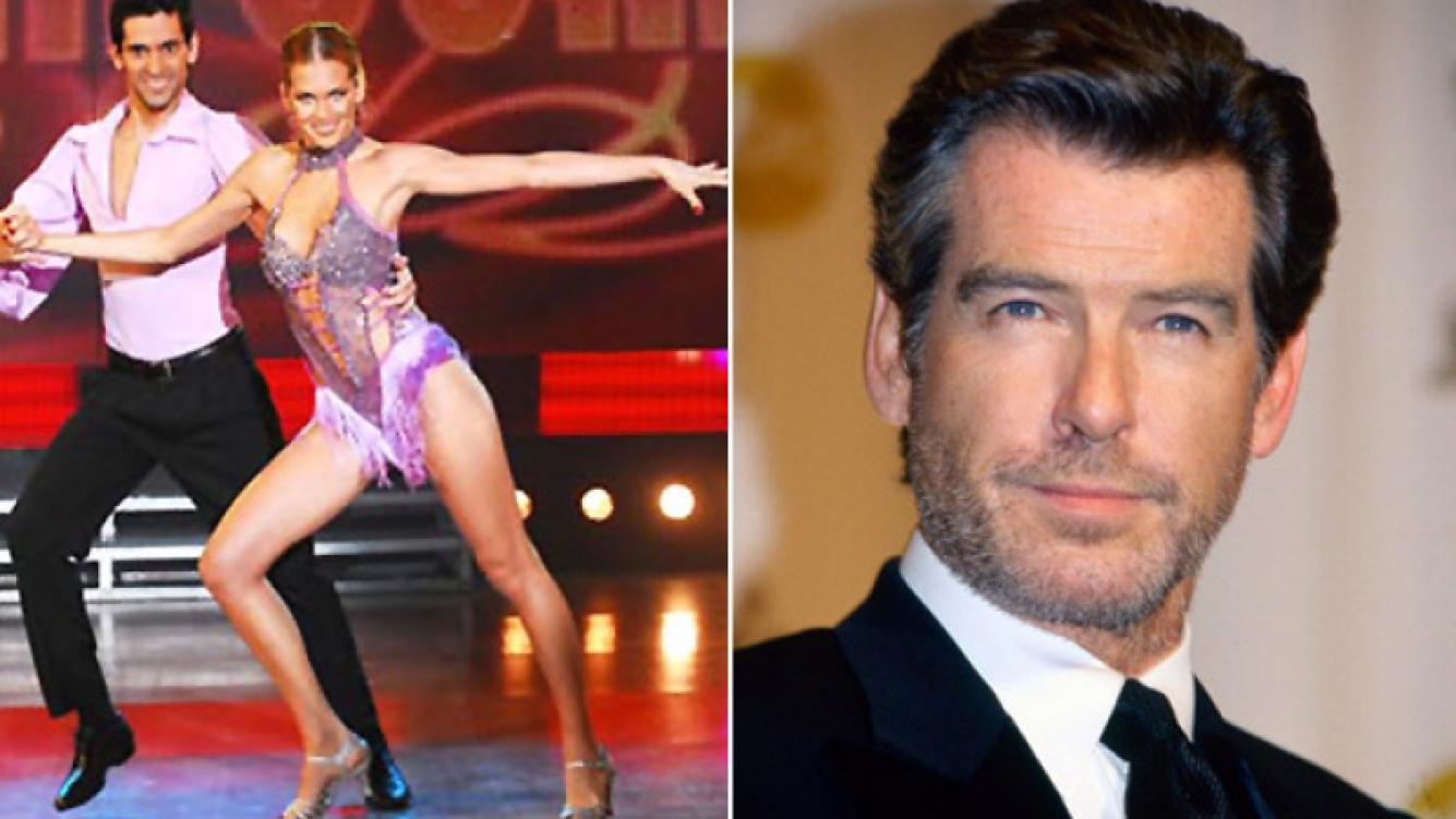 Liz Solari deja Bailando 2012: actuará en Ley Primera, la nueva peli de Diego Rafecas, con Pierce Brosnan. (Fotos: Ideas y Web)