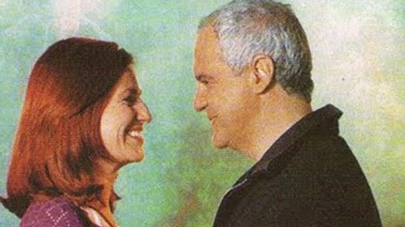 Mercedes Morán y Juan Leyrado, como Roxy y Panigazzi (Foto: Web).