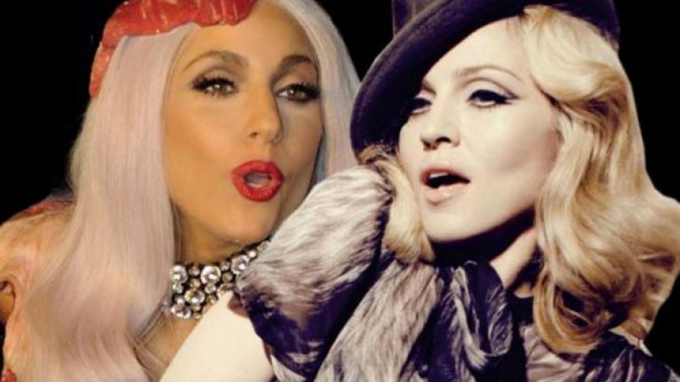 Madonna Vs. Lady Gafa: guerra en River