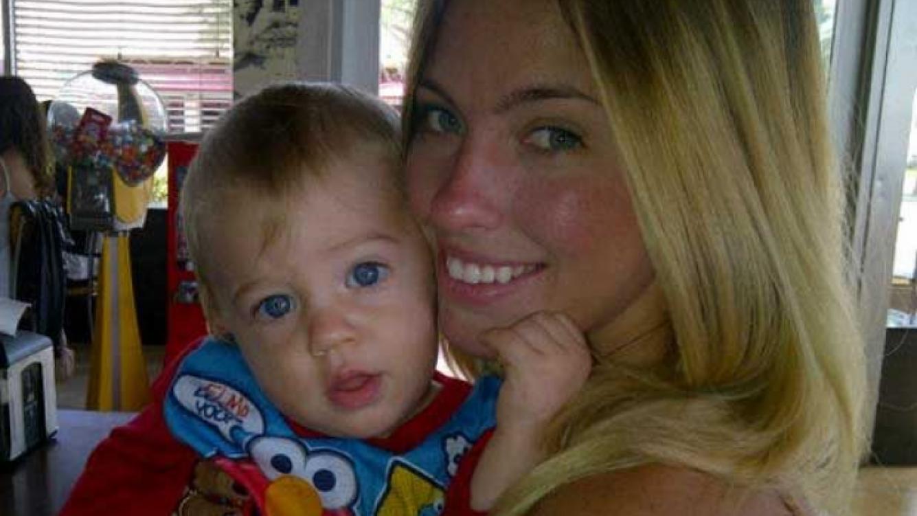 El hijo de Rocío Guirao Díaz fue internado y está fuera de peligro. (Foto: Web)