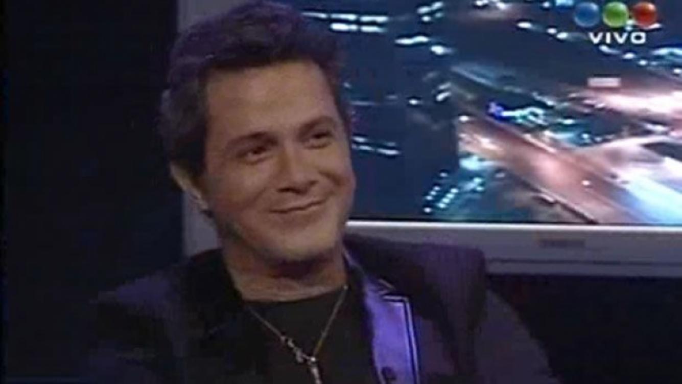 """Alejandro Sanz: """"No pensaba la música como un modo de vida"""". (Foto: captura TV)"""