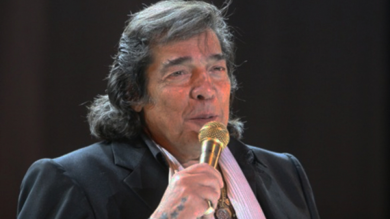 Cacho Castaña debió suspender su show en Rosario (Foto: Web).