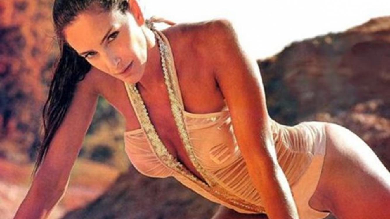 Luciana Aymar habló de los rumores que la vinculaban sentimentalmente con Pico Mónaco. (Foto: Web)