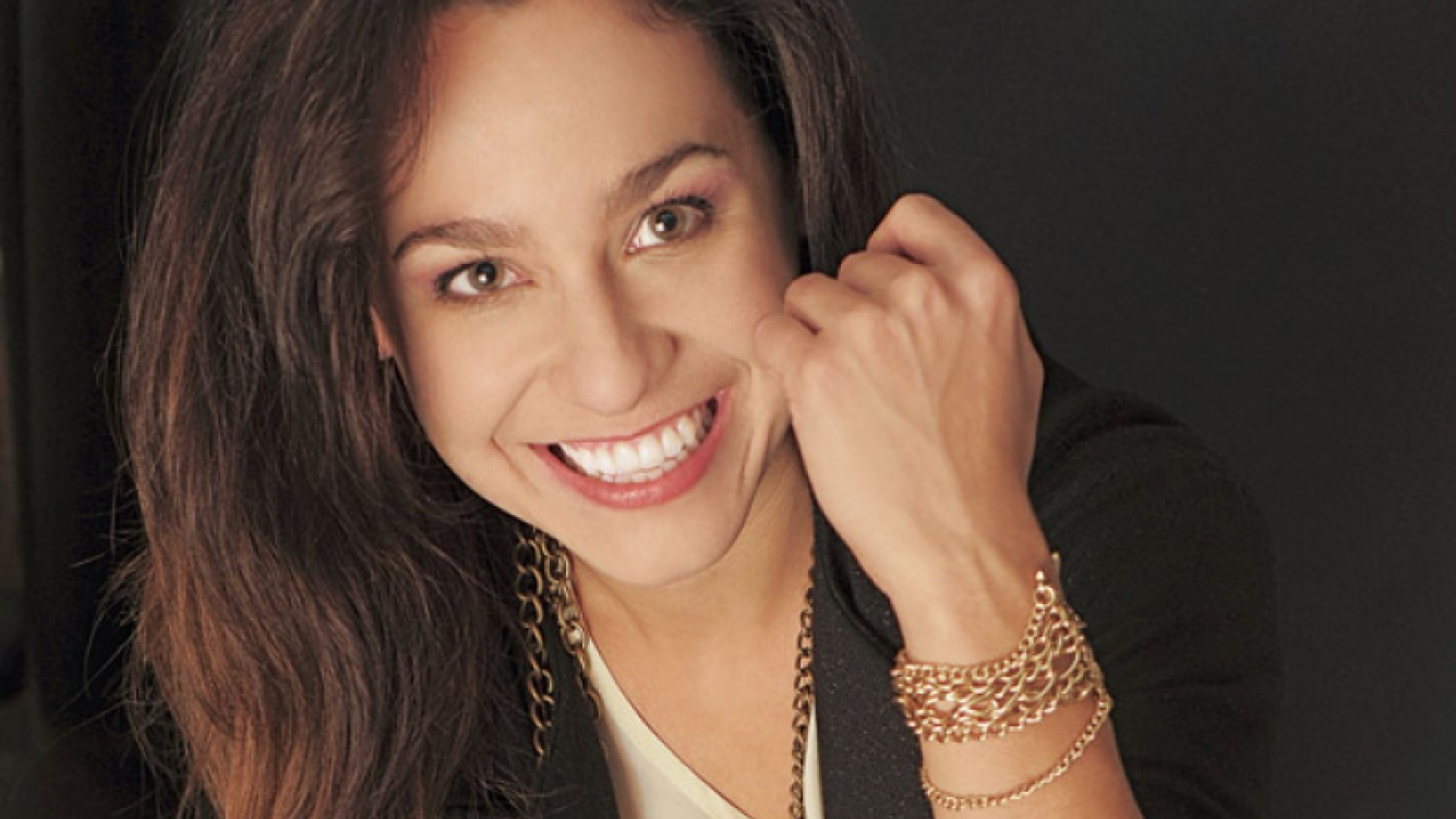 Daniela Herrero ya no tiene fiebre. (Foto: archivo revista Luz)