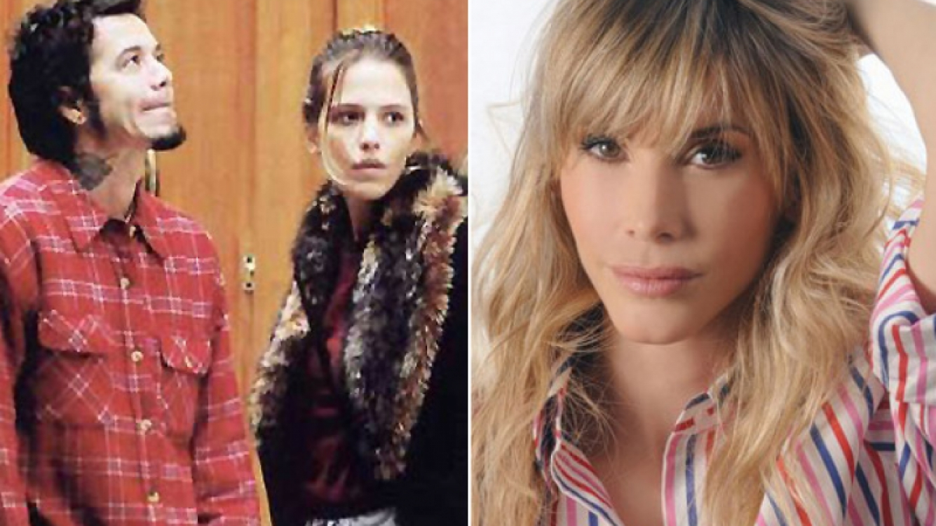 Ivana Figueiras le contestó a Guillermina Valdés. (Fotos: revista ¡Hola! Argentina y Web)