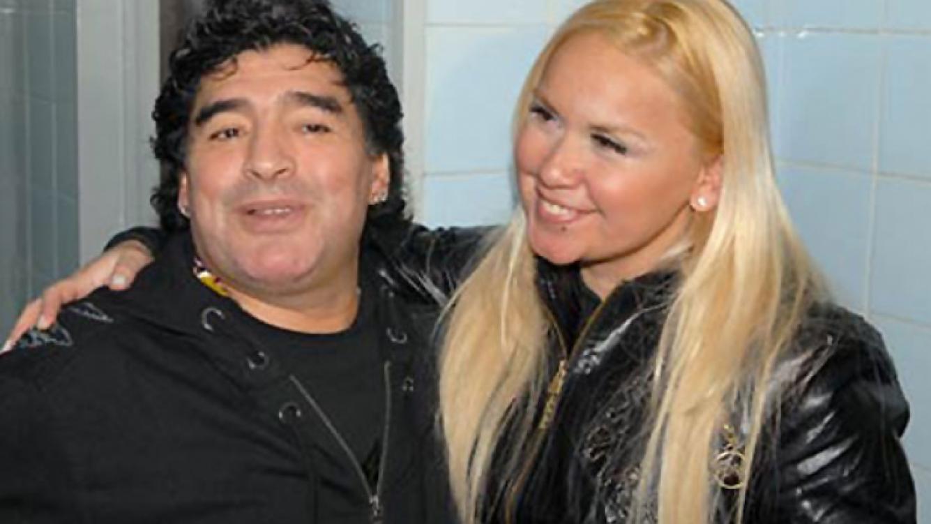 Diego Maradona y Verónica Ojeda serán papás. (Foto: Web)