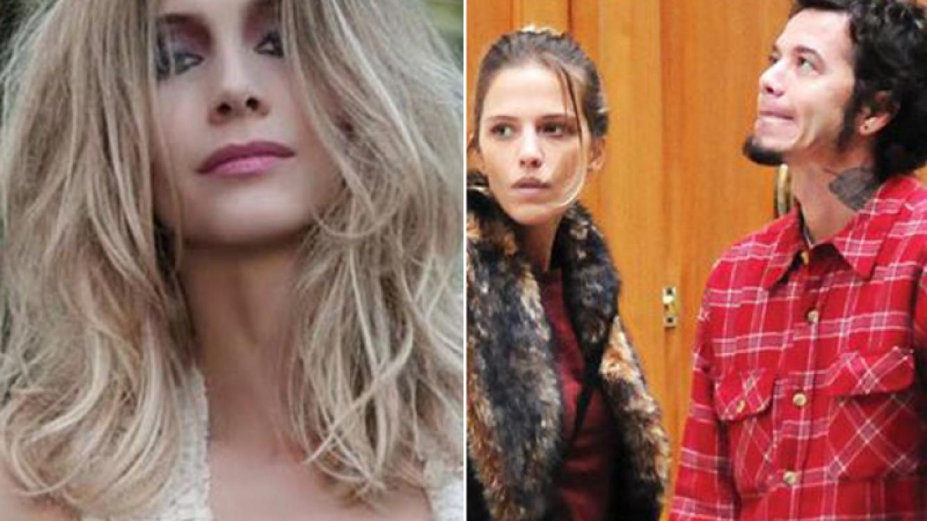 Guillermina Valdés respondió a los escandalosos mensajes de Ivana Figueiras. (Foto: Web)