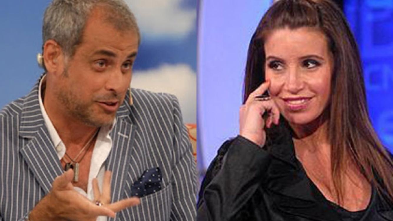 Jorge Rial y Flor Peña protagonizaron un ida y vuelta en Twitter (Foto: Web).