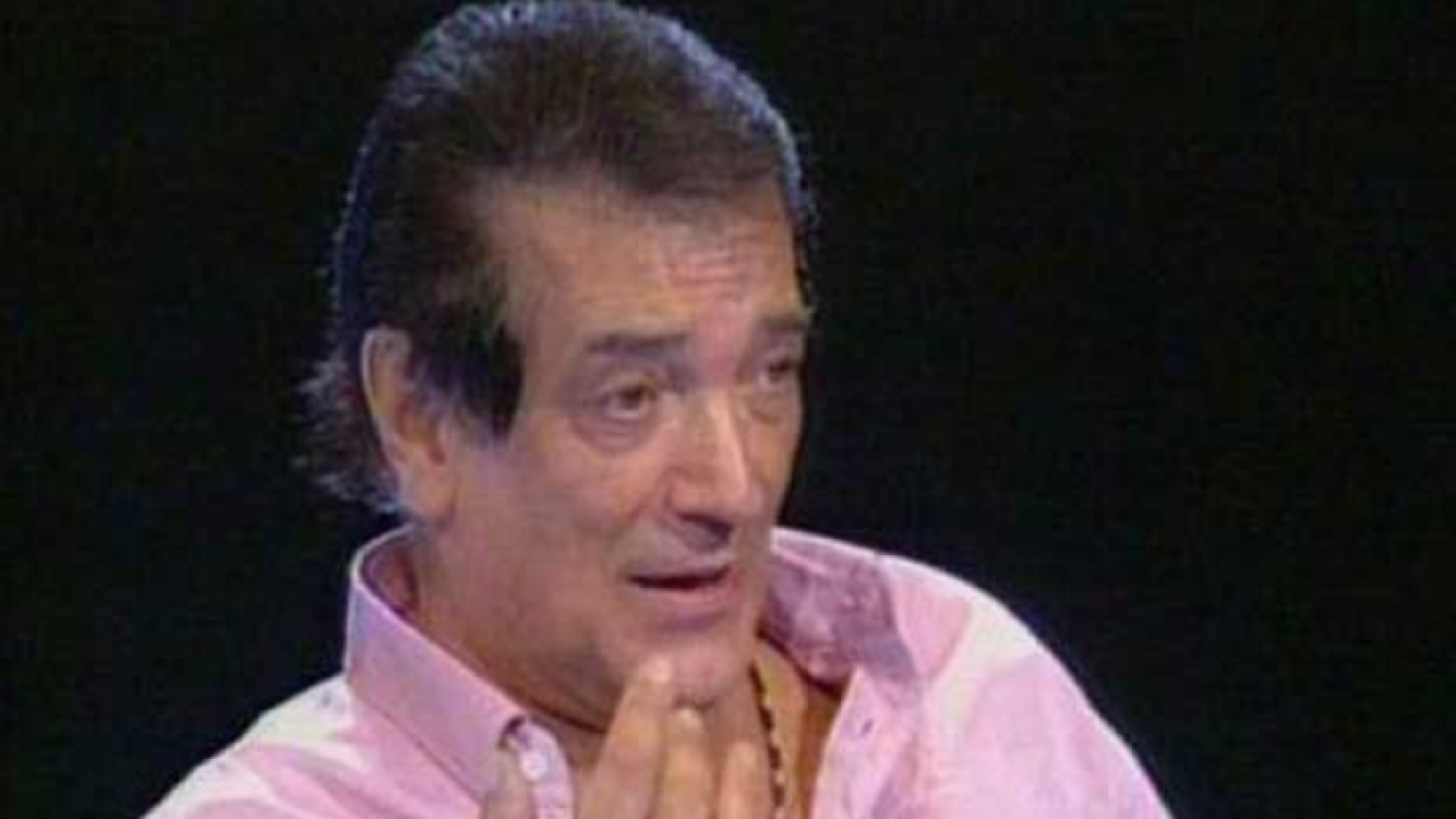 El Facha Martel, internado. (Foto: Web)