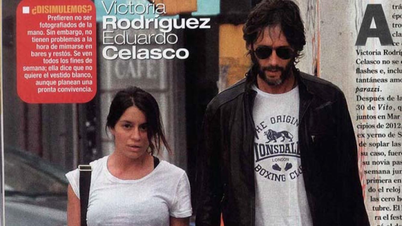 Vito Rodríguez y Eduardo Celasco, enamorados. (Foto: Paparazzi)