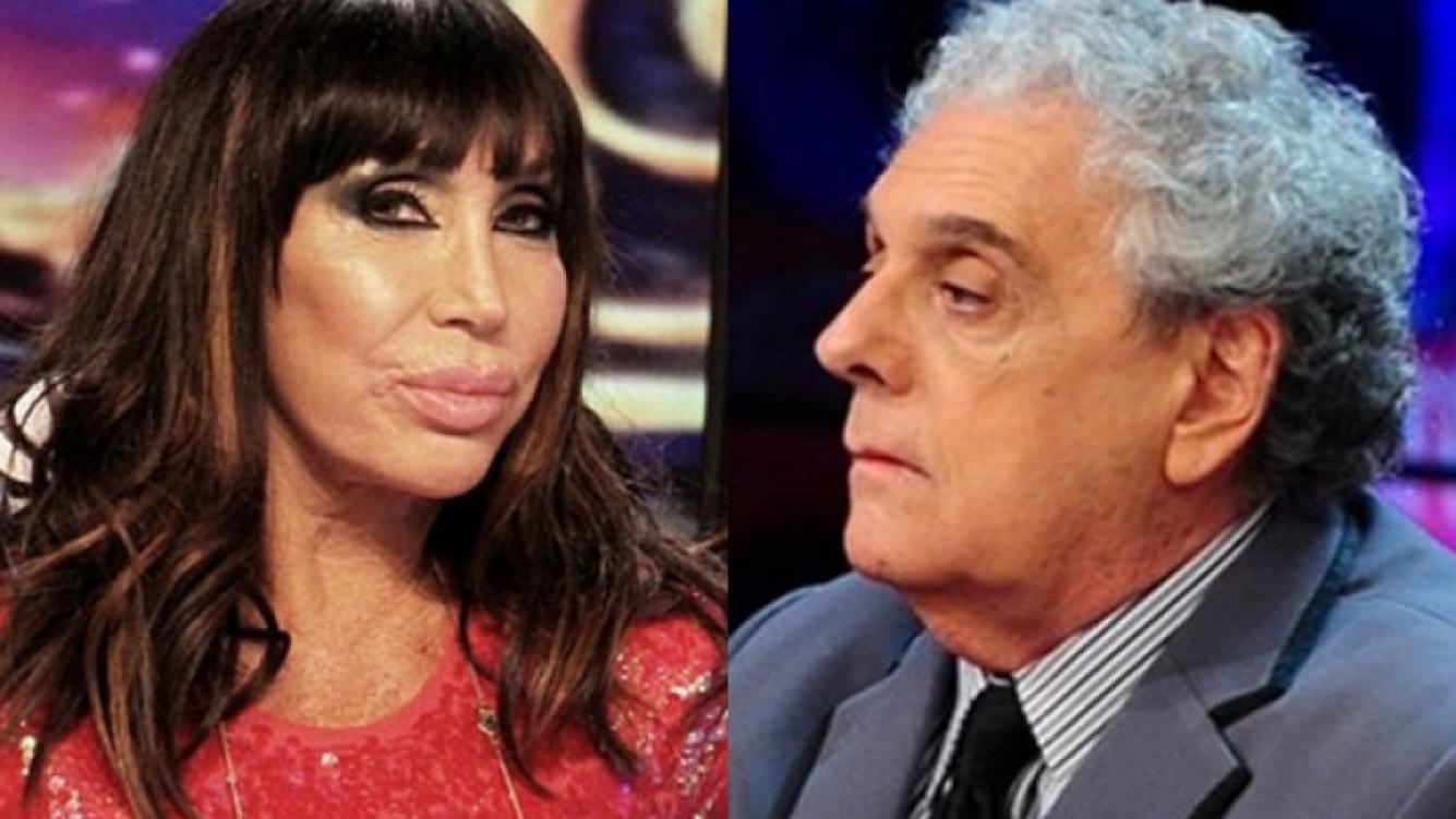 Moria Casán dio su opinión sobre la renuncia de Gasalla (Fotos: Web).