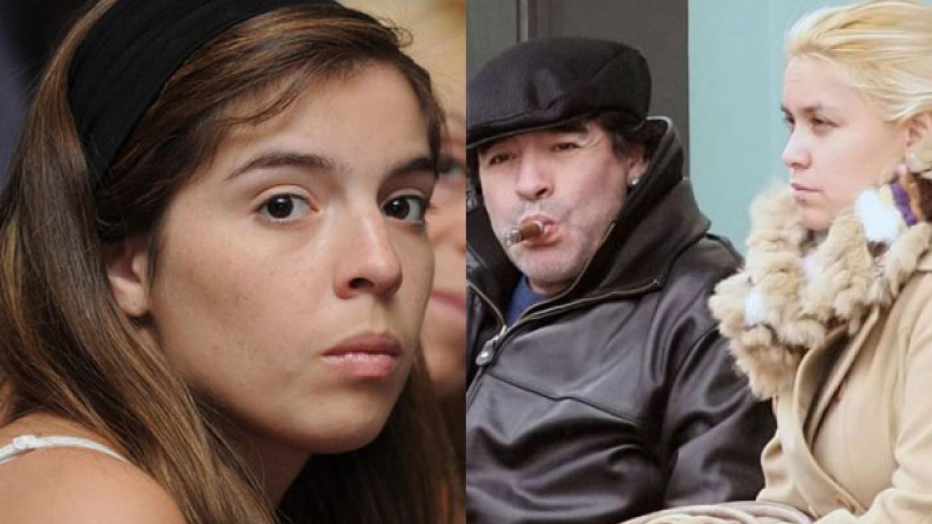 Dalma se mostró molesta por los rumores que la involucran en la separación de su papá (Foto: Web).