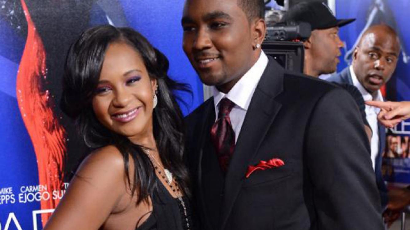 """La hija de Whitney Houston se comprometió con """"su hermano"""" Nick Gordon. (Foto: Web)"""