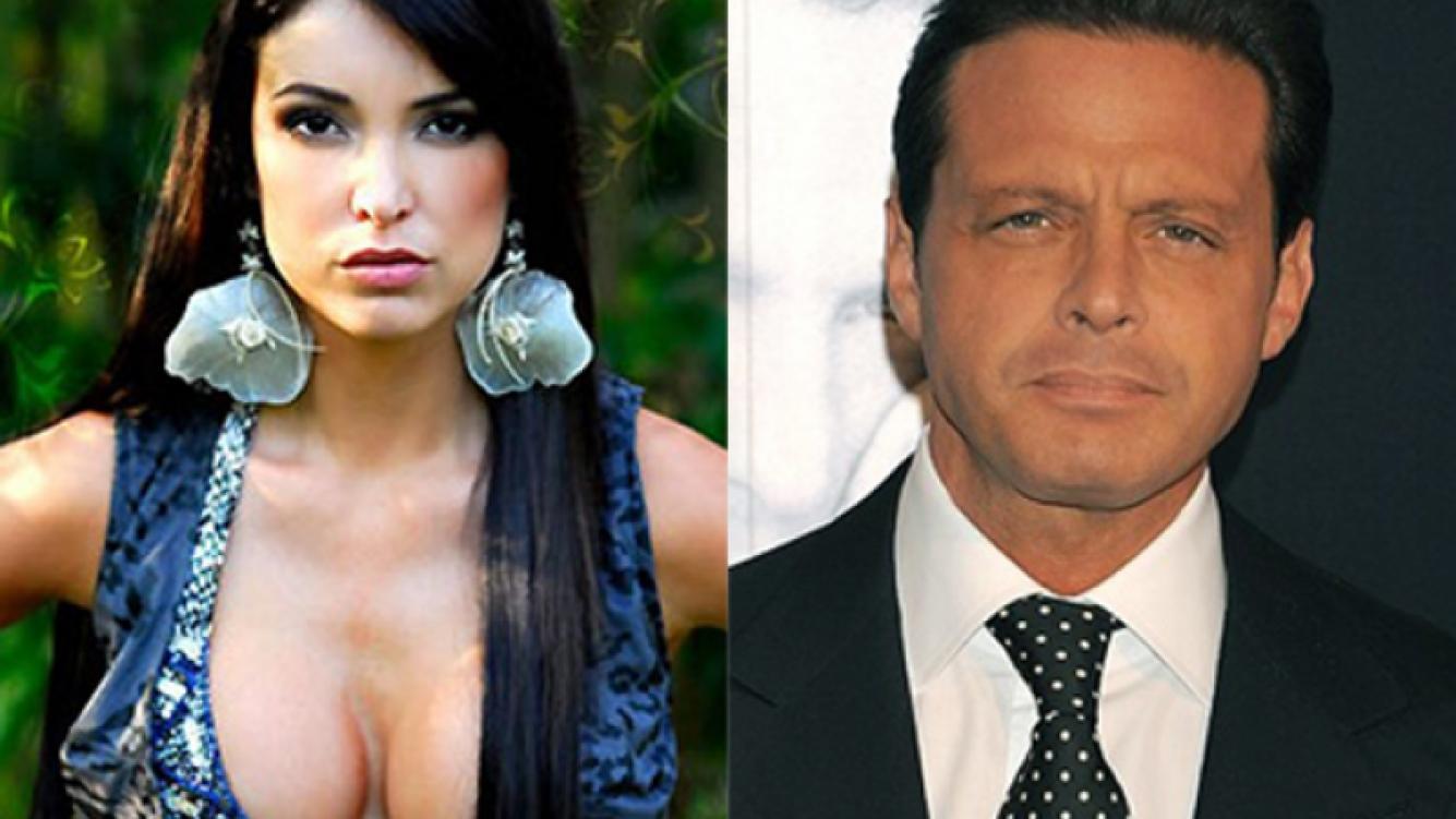 Andrea Estévez, furiosa con los rumores de romance con Luis Miguel. (Foto: Web)