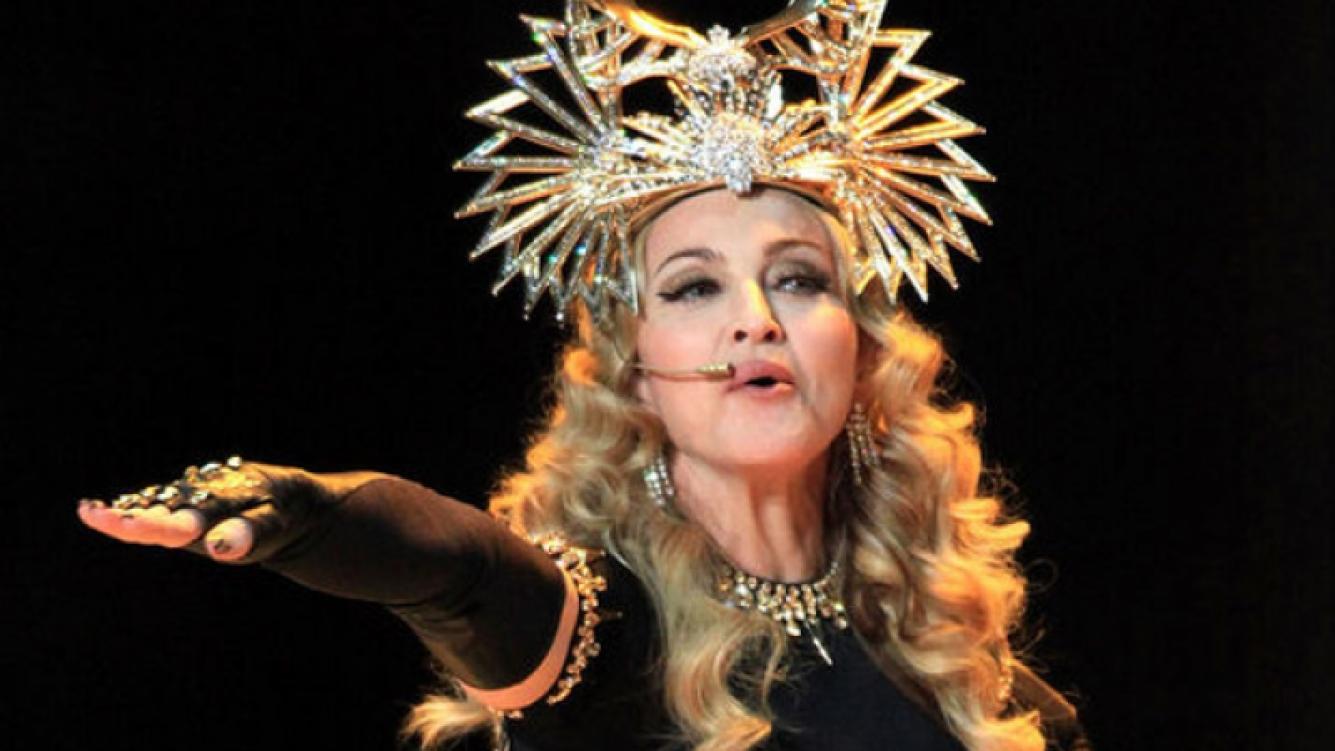 Madonna: números impactantes de una de las giras del año. (Foto: Web)