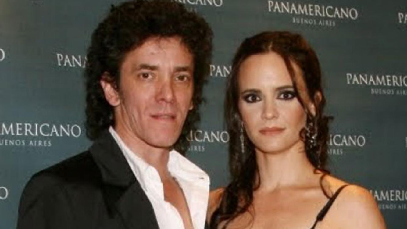 El difícil momento de Maximiliano Guerra y su mujer (Foto: Web).