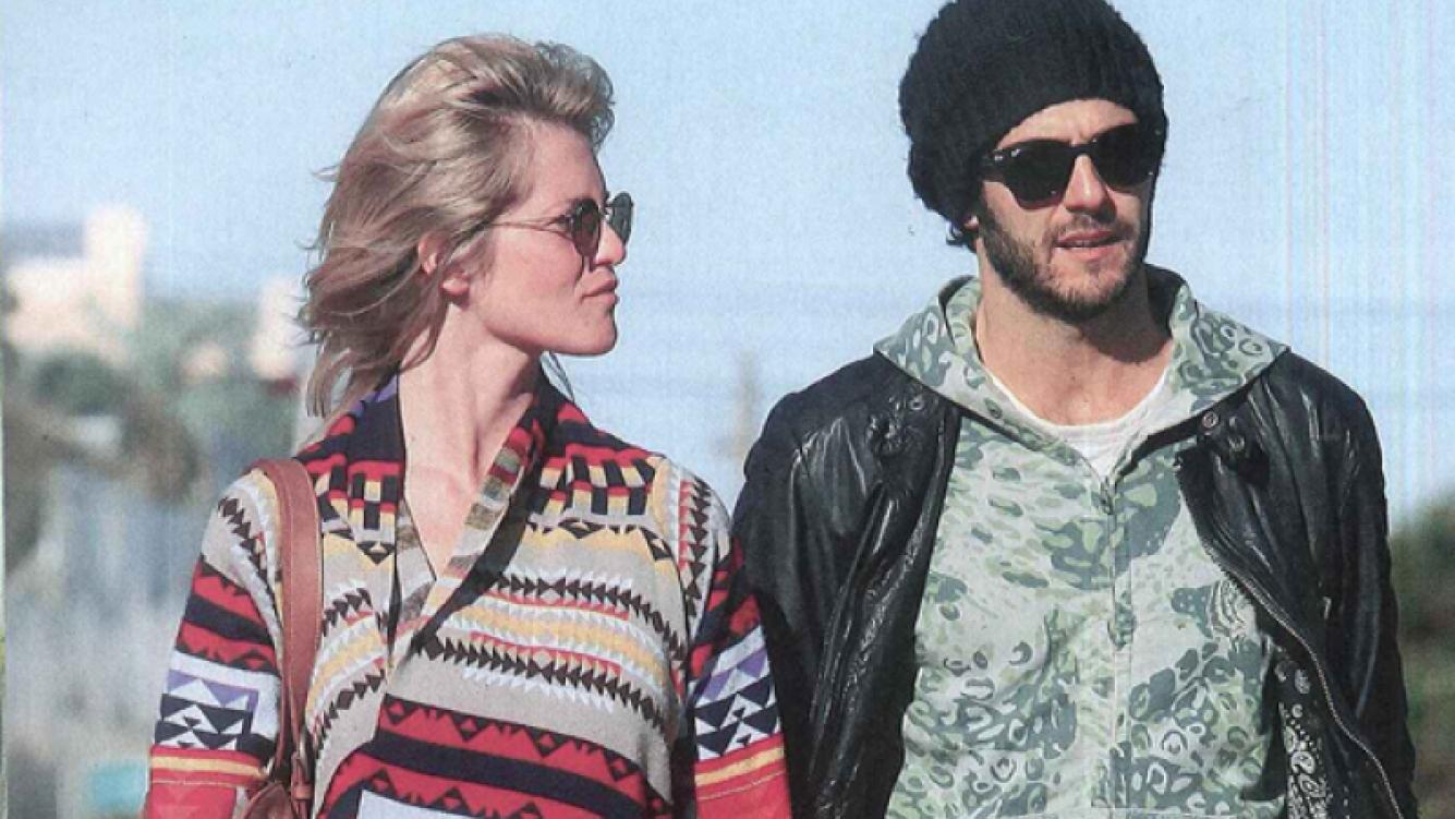 Liz Solari y Nacho Ricci… ¿en la dulce espera? (Foto: Caras)