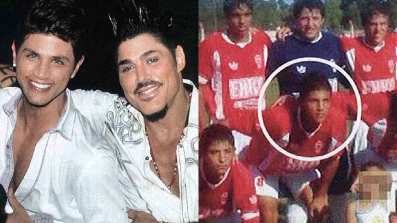 Ahora, Rodrigo disfruta de una lujosa vida con Ricardo Fort (Fotos: Gente).