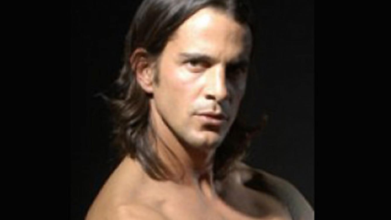 Santiago Almeyda, conmocionado por la muerte de su hermana Valeria, de 40 años. (Foto: Web)
