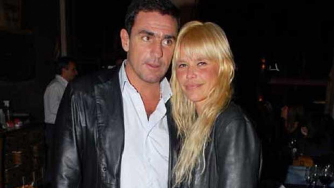 Nazarena Vélez y Fabián Rodríguez. (Foto: Web)