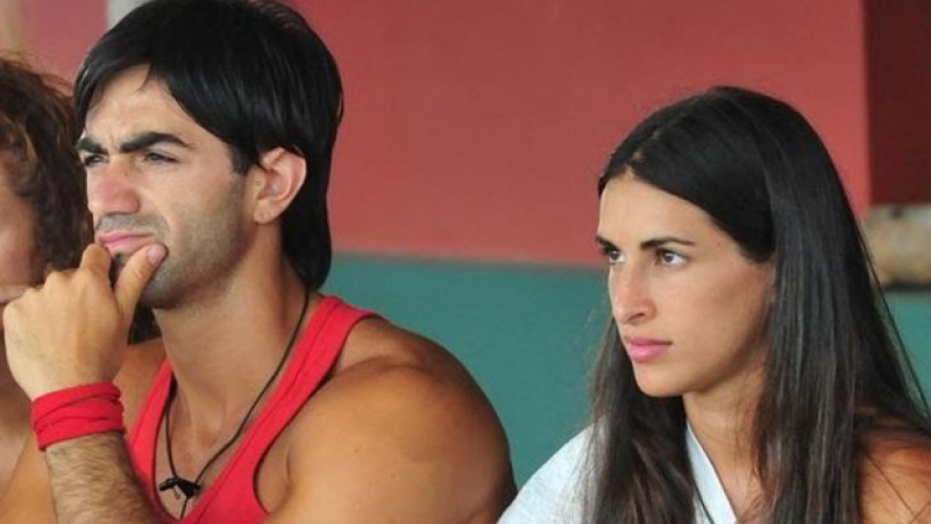 Clara Douradinha y Federico Baldino. (Foto: archivo Web)