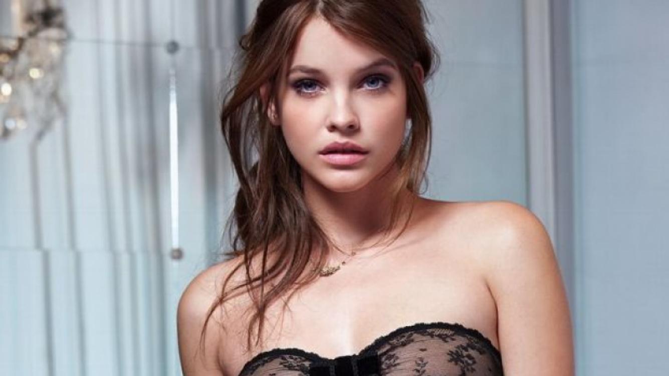 Barbara Palvin, diosa para Victoria s Secret.