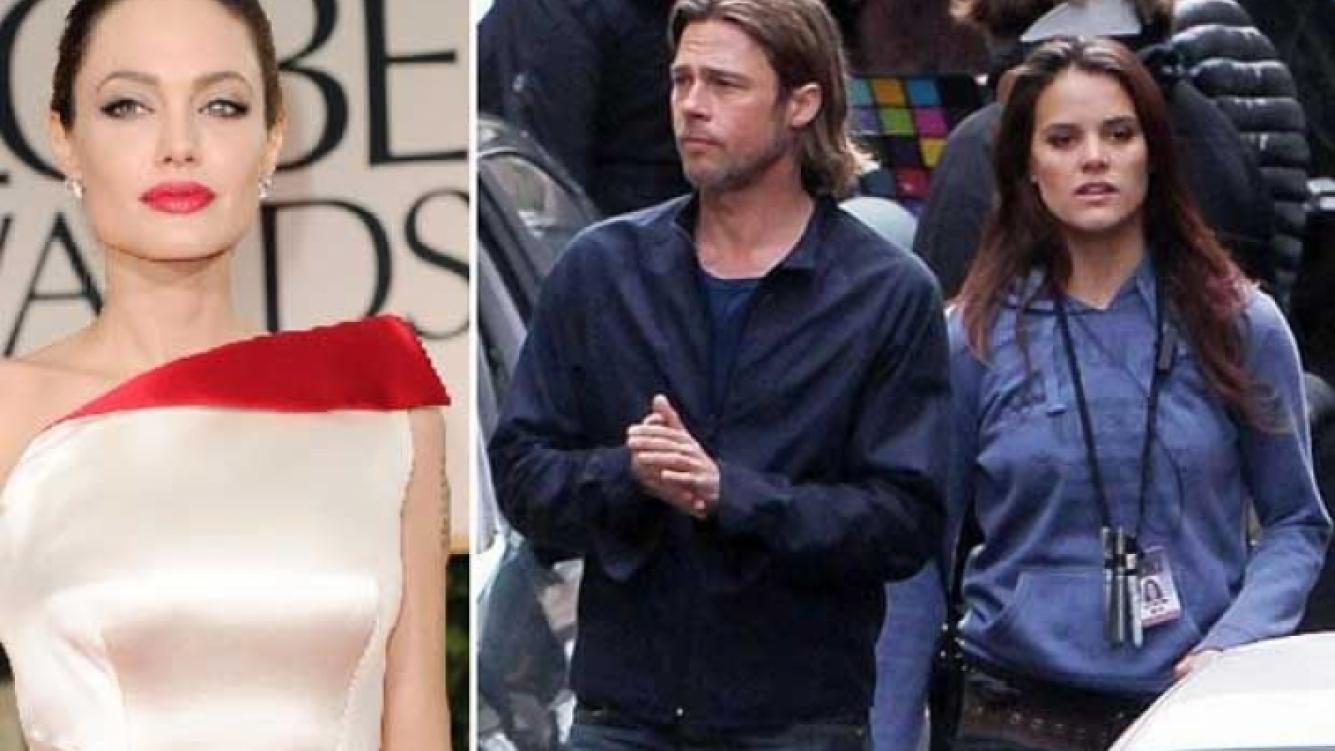La mujer por la que Angelina Jolie y Brad Pitt estarían en crisis. (Foto: Web)