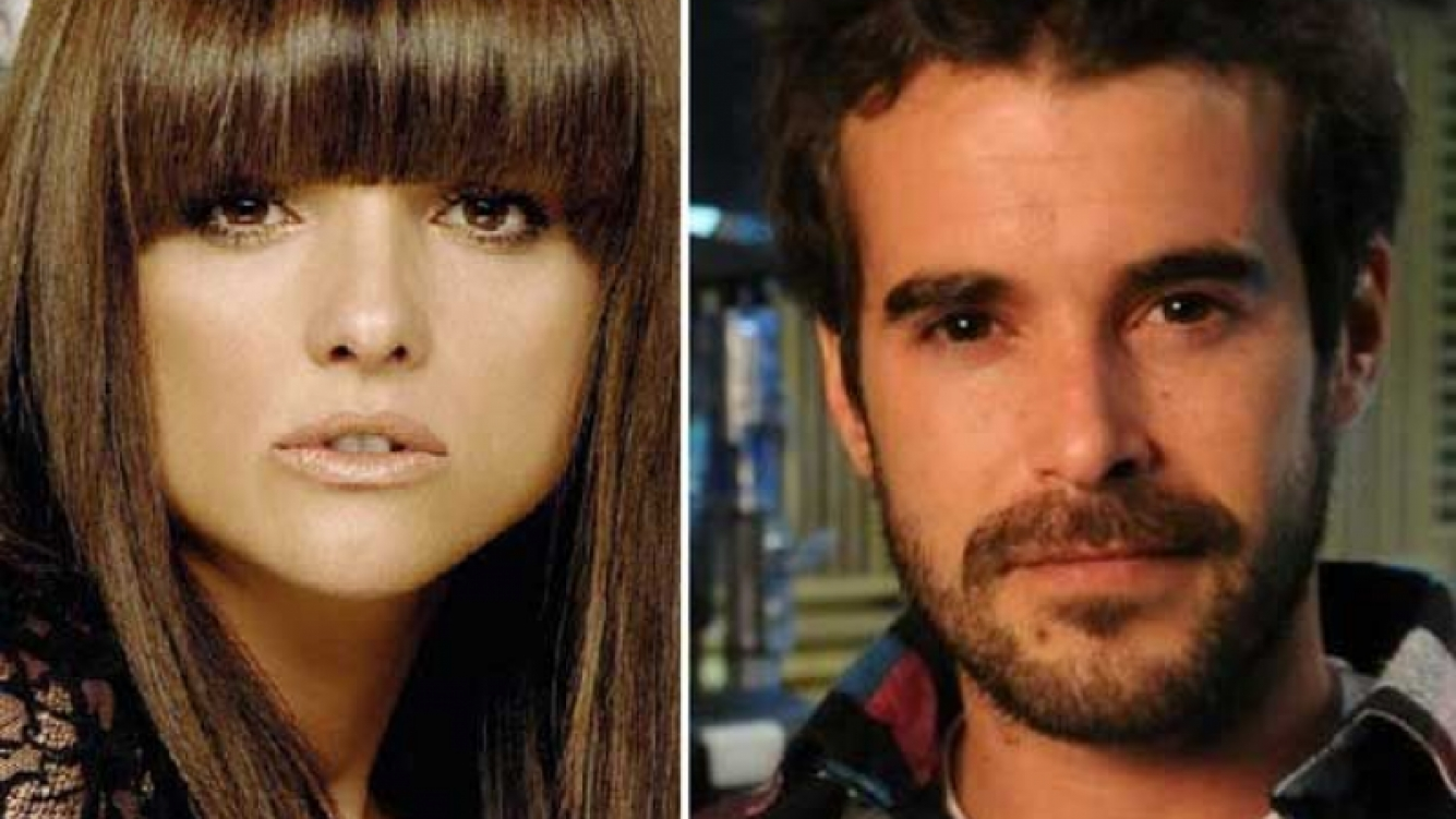 """Araceli González y un """"palito"""" a Nicolás Cabré. (Foto: Web)"""