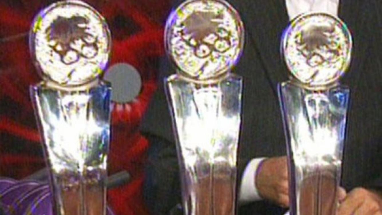 CAPIT (La Cámara Argentina de Productoras Independientes de Televisión) entrega los galardones a lo mejor de la televisión.