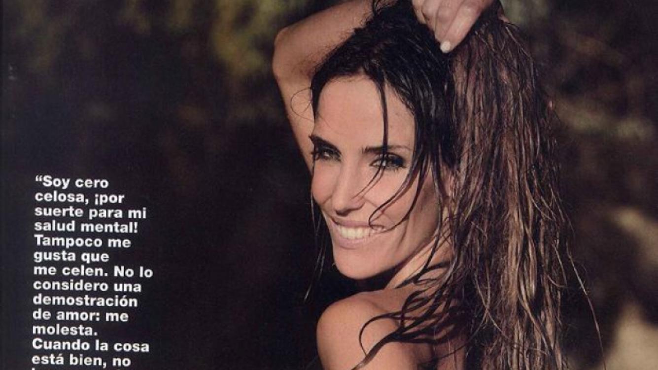 """Las fotos más sensuales de María Susini: """"Soy una mujer afortunada"""" (Foto: Gente)"""