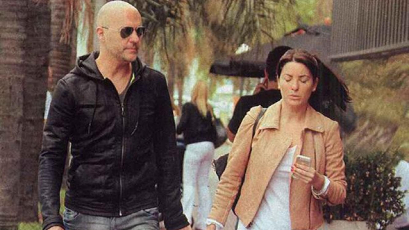 """El Pelado López se mostró junto a su novia y negó separación: """"Estoy a full con Sofi"""". (Foto: Paparazzi)"""