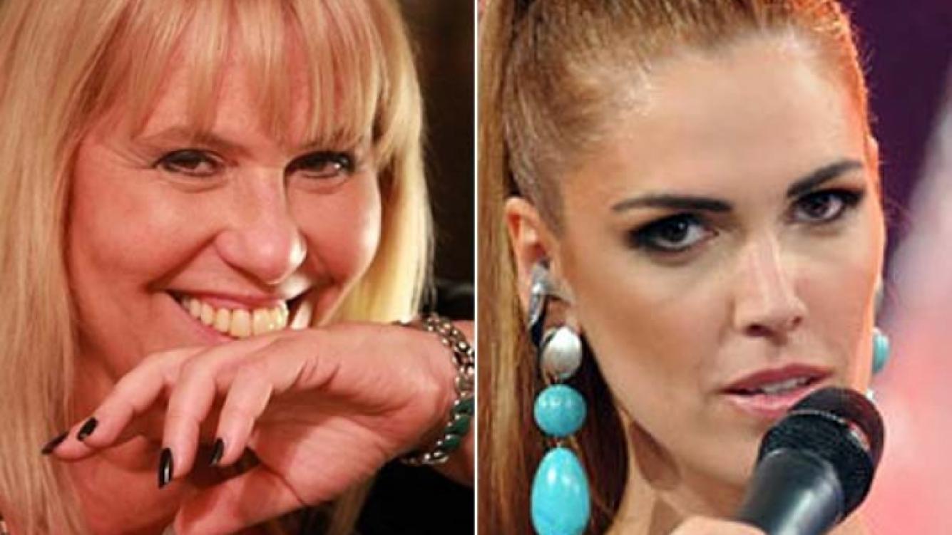 Laura Ubfal pretende que Viviana Canosa la desagravie. (Foto: Web)